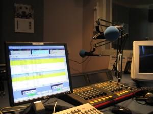 Radiostudio bij HCJB Australië