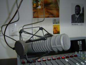 Vandaag gaan de microfoons open voor interviews