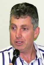 Dale Stagg, onze nieuwe directeur