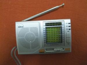 Korte Golf radio van Blokker