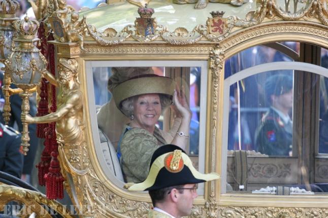 Koningin Beatrix. Foto: (cc) Eric de Leeuw (Flickr)