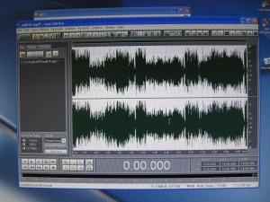 Hetzelfde programma op juist geluidsniveau