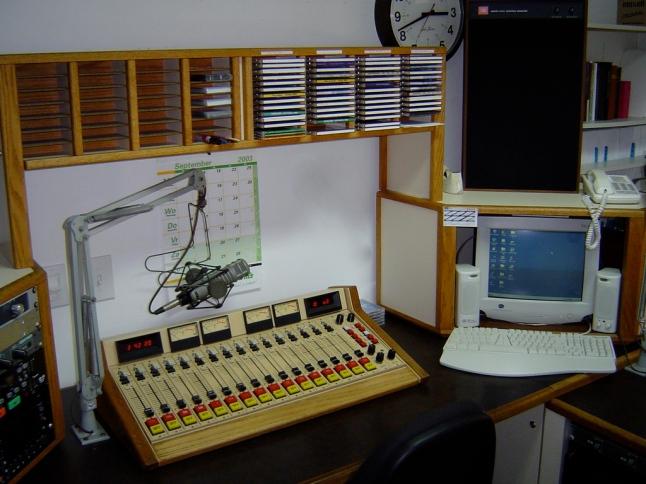 Radio Victoria in Aruba is ook opgezet met hulp van HCJB Global
