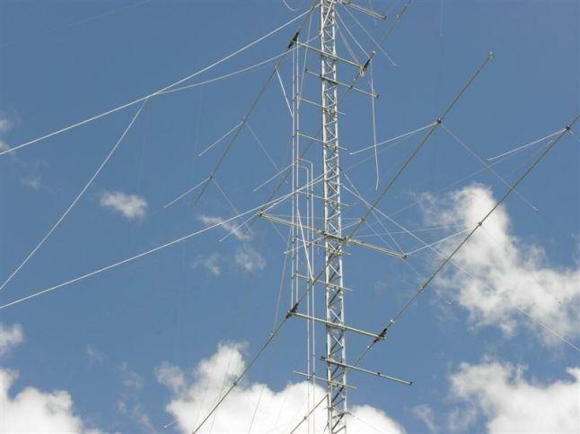 Gebroken Korte Golf-antenne